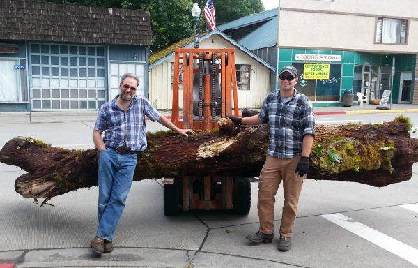 I sell logs too!